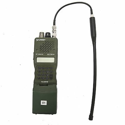 QD Tactical Antenna Relocation Extension PRC-148 152 MBITR Radio Chest Rig Short