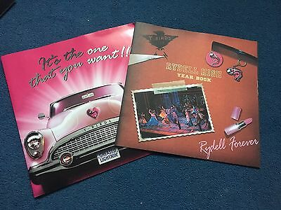 Official Brochure - Grease 'It's The One That I Want!!' Starring Jimmy Osmond