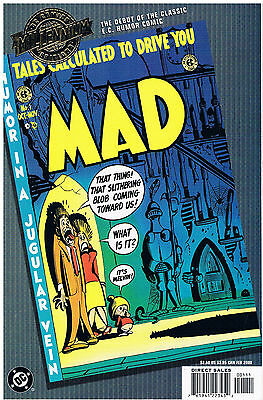 MAD No.1: DC COMICS MILLENIUM EDITIONS:1952/2000