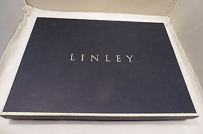 A Impressive  And Unused,boxed, David Linley Of London, Photograph Frame