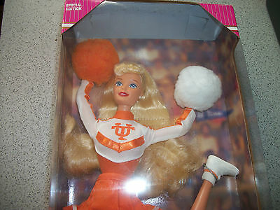 1997 University Barbie Tennessee Special Edition BRAND NEW IN THE BOX.