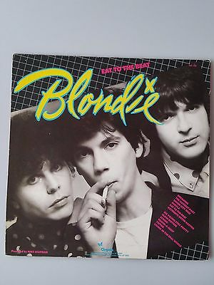 "Blondie - Eat to the Beat - Original 1979 12"" Vinyl LP"