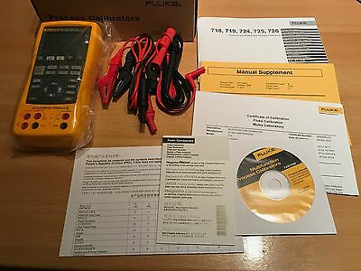 Fluke 725 Multi Function Process Calibrator - Brand New