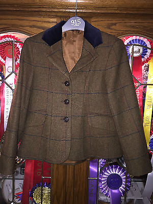 CALDENE GIRLS SILVER DALE Wool JACKET 24 STYLE E180SGRS M&M SHOWING JACKET NEW