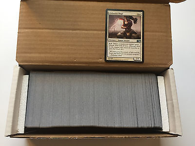 MTG MAGIC 2012 Complete Set of Commons & Uncommons x4