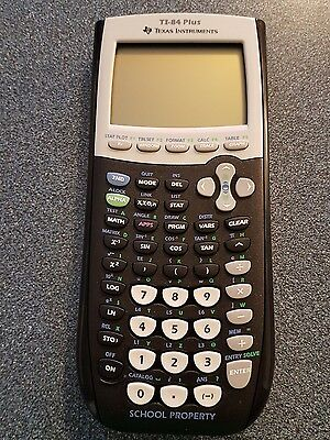 Texas Instruments TI-84Plus Graphing Calculator