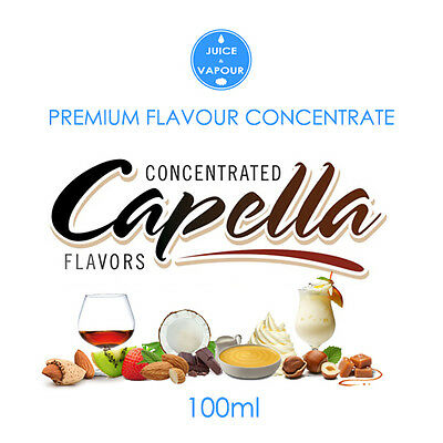 Flavour Concentrate - Capella 100ml (Save up to 10%)