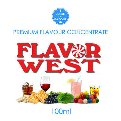 Flavour Concentrate - Flavor West 100ml (Save up to 11%)