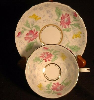 Royal Chelsea Willow Hall Cup and Saucer