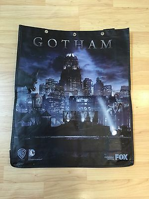 SDCC 2014 Comic Con Exclusive Gotham Backpack/Tote Fox WB DC