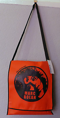 Marc Bolan Messenger / Shoulder Bag - Big & Roomy  - Bolan Shrine Fundraiser