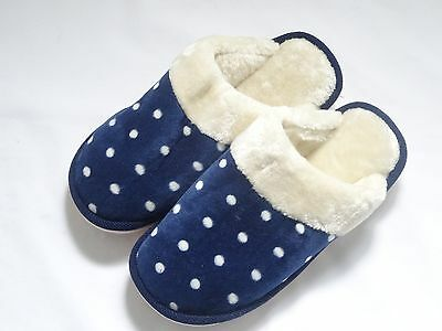 Winter Women Men Fleece Warm non slip fluffy Soft Indoor Home Slippers Shoes