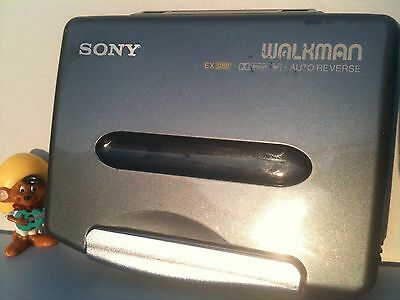 Sony WM-SX77 Walkman Personal Cassette Player Kassettenspieler Field line Japan