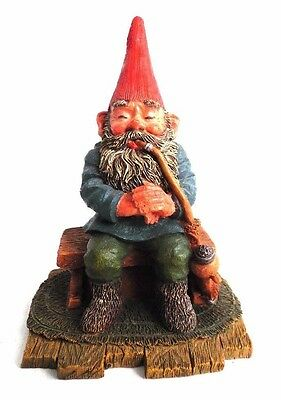 Rien Poortvliet, Classic Gnomes from the Forest, Gnome Figurine, Klaus Wickl.