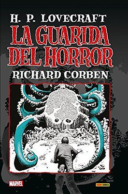 La guarida del horror. H. P. Lovecraft
