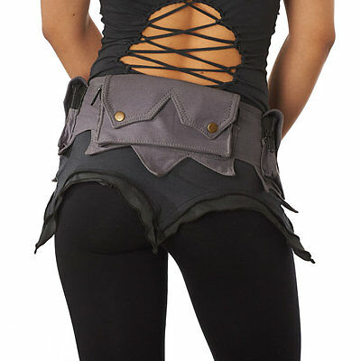 Utility Belt Music Festival Pocket Belt Burning Man Hip Bag/Belt Pouch Bum Bag