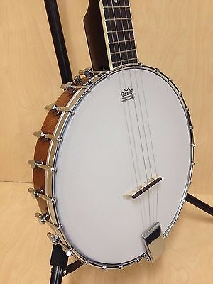 Brand New Caraya BJ-005OB Open-Back 5-String Banjo,Miky Top, w/Free Gig Bag