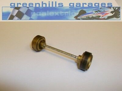 Greenhills Scalextric BMW M1 No.51 C347 Front Axle & Wheels Used – P2802