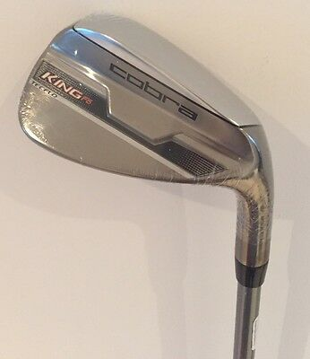Cobra KING F6 GW(Gap-Wedge) mit 50 Grad Herren Lite-Flex NAGELNEU. -25%