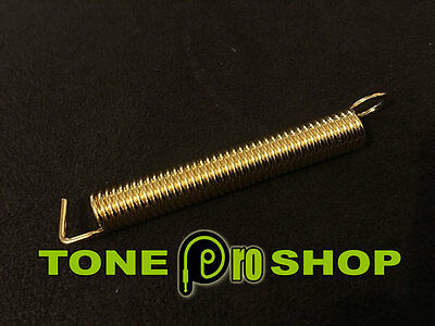 Raw Vintage 24Kt Gold Plated Tremolo Spring