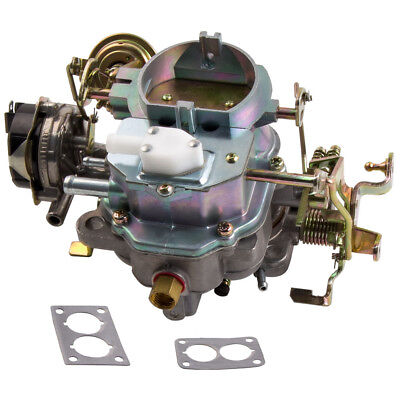 New 2-Barrel Fit Jeep Carburetor BBD 6 CYL 4.2L 258CU Engine Carb Carter Type