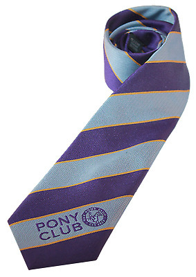Official Pony Club Tie