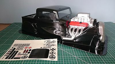 Proline Rat Rod 1/8 Bodyshell PAINTED, NEW