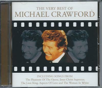 Michael Crawford - The Very Best Of [Greatest Hits] CD NEW