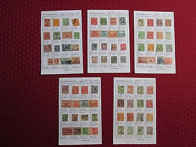 Australia Approx 80 Stamps, Mostly Used, Scv Over $350.00,  C347