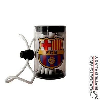 OFFICIAL BARCELONA FOOTBALL CLUB GOLF TEE SHAKER Sporting goods accessory