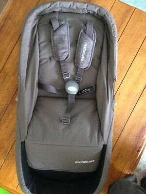Mothercare GENIE - Second seat - MAIN SEAT UNIT ONLY