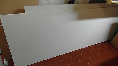 wood sheets white x 3 brand new 20mm thick
