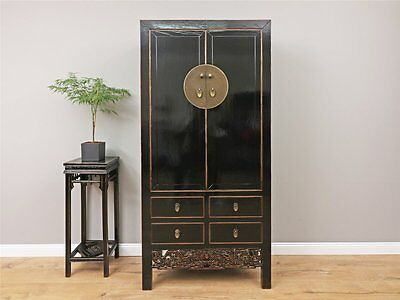 Wedding Cabinet Wardrobe Cabinet Chinese Cabinet Solid Wood China Asia Y245