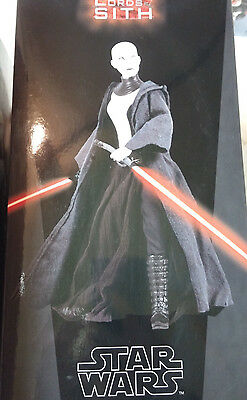 "Sideshow Star Wars ~ ASAJJ Ventress ~ 1/6 Figure 12"" MIB"