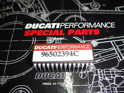 DUCATI 996 Eprom Puce CARBURANT carte pour SLIP-ON ECHAPPEMENT 965015AAA IAW16M