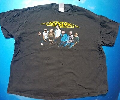 Vintage 2003 Boston Returns 2Xl Xxl Concert Tour T-Shirt