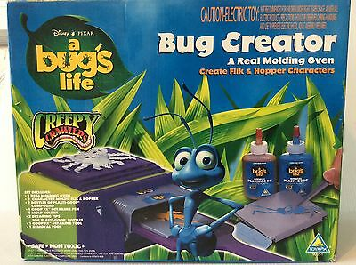 Disney Pixar A Bug's Life Bug Creator 1998 Creepy Crawlers Still Sealed