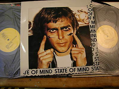 rare 1986 vinyl trance double LP  STATE OF MIND  Now Showing excellent condition