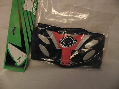UFO Youth Motocross Kidney body belt protector RED BRAND NEW