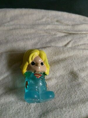 ooshie dc comic hologram supergirl common pencil topper