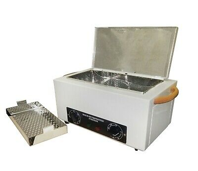 Dry Heat Sterilizer High Temperature Disinfectan for Spa Nail Salon Beauty Tools