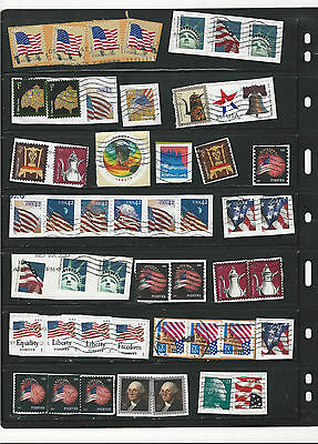 Used Us Stamps Lot #6