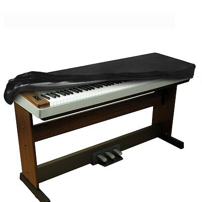 Electric Digital Piano Keyboard Cover Stretchable Velvet