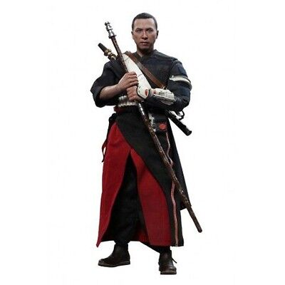 Hot Toys Star Wars: Rogue One - Chirrut Imwe 12 Inch 1:6 Scale Action Figure