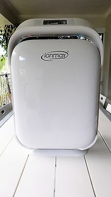 Ionmax Ion450 Air Purifier Negative Ions 5-Level Filtration Ioniser Dust Cleaner