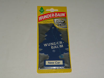New Car Wunder-Baum Car Home Air Freshener Wunderbaum Scent Magic Tree