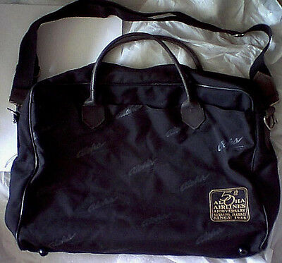 Vintage Aloha Airlines 50th Anniversary Carry On Shoulder Bag hawaii defunct