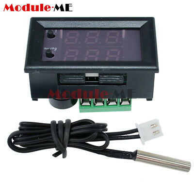 DC 12V -50-110°C W1209WK Digital thermostat Temperature Control Smart Sensor