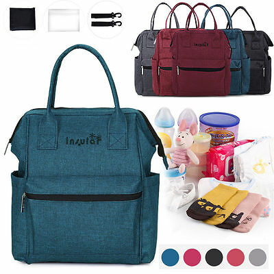 Multifunctional Baby Diaper Backpack Mommy Mummy Backpack Nappy Changing Bags