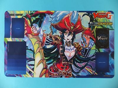 CARDFIGHT VANGUARD PLAYMAT TRANSCENSION OF BLADE BLOSSOM Sneak Preview Mat
